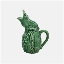 mariella_bordallo_pitcher_frog_green